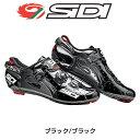 SIDI(シディ) 2017年モデル WIRE CARBON L (ワイヤーカーボンLブラック/ブラック)[ロードバイク用][サイクルシューズ]