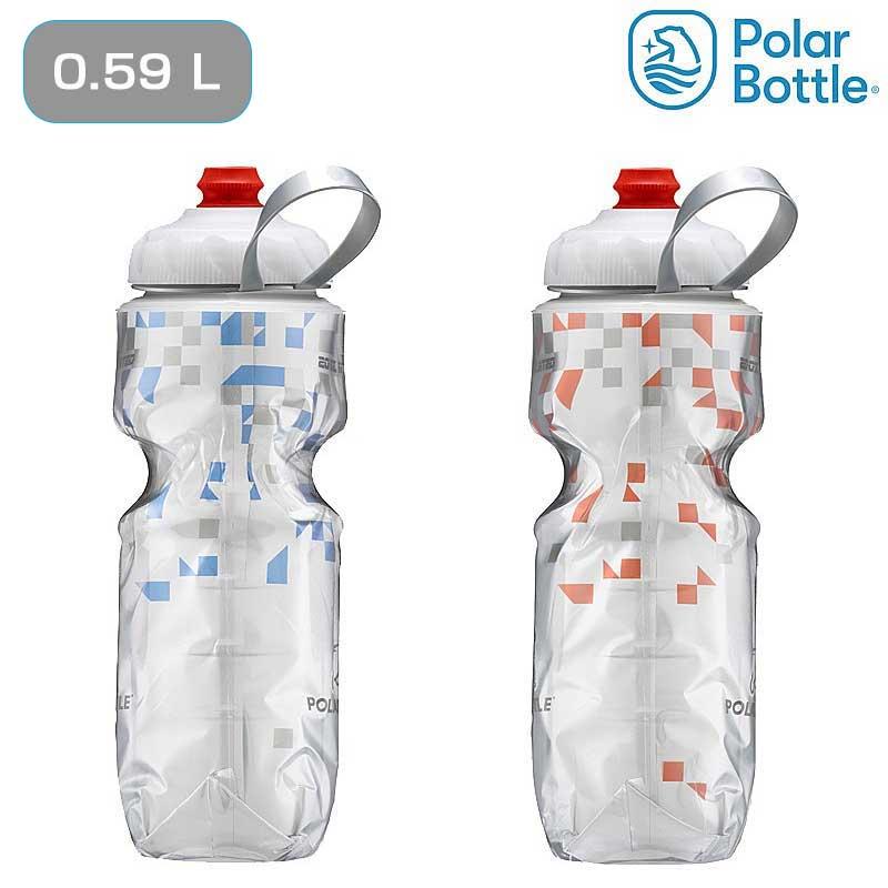 《即納》【土日祝もあす楽】POLAR(ポラーボトル) ZIP STREAM (保冷ボトルジップストリーム)[保冷ボトル][ボトル・ボトルケージ]