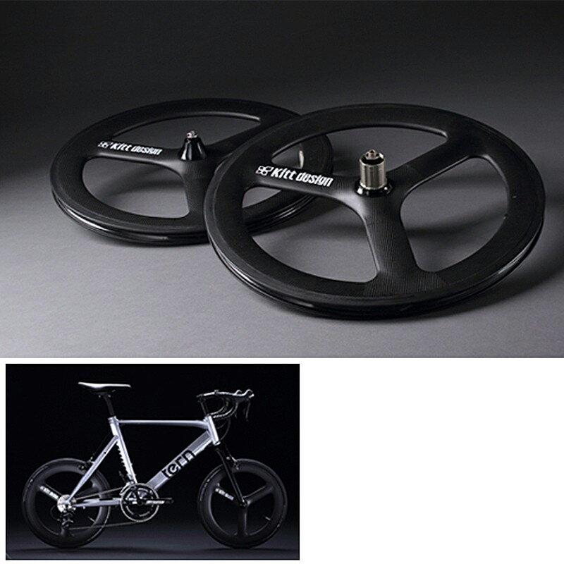 TERN(ターン) Kitt design CarbonTri-spoke R-Wheel forDisc[その他][パーツ・アクセサリ]