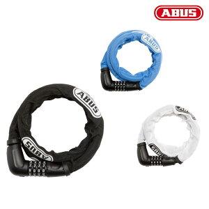 《即納》【あす楽】ABUS(アバス) TRESORFLEX 6615 COMBO W/SLEEVE [鍵 カギ かぎ] [ワイヤーロック] [チェーンロック] [ロードバイク]