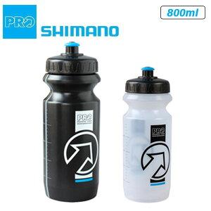 SHIMANO PRO(シマノ プロ) PROボトル800ml [ボトル] [ロードバイク]
