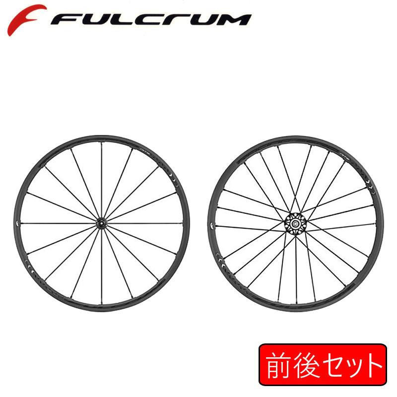 FULCRUM(フルクラム) RACING ZERO NITE C17 WO (レーシングゼロナイトC17 WO)前後セット(F+R)[前・後セット][チューブレス非対応]