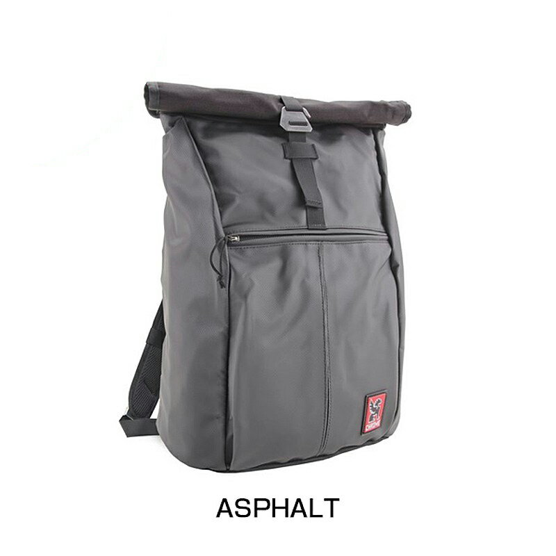 CHROME(クローム) 2017年春夏モデル YALTA 2.0 ASPHALT (ヤルタ2.0アスファルト)[バックパック][身につける・持ち歩く]