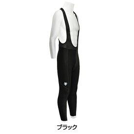 【春夏モデル】KAPELMUUR(カペルミュール) UVカットサイクルビブロングパンツkppt034[タイツ][ビブパンツ]