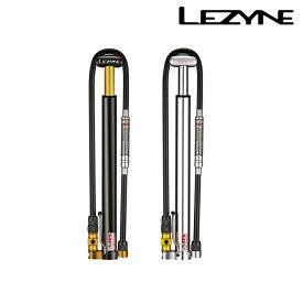 LEZYNE(レザイン) MICRO FLOOR DRIVE HP(ゲージ付)(マイクロフロアドライブHP) [空気入れ] [携帯ポンプ] [ロードバイク] [クロスバイク]