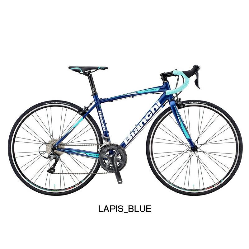 《在庫あり》【輪行袋プレゼント!】【サイクリングにおすすめ】Bianchi(ビアンキ) 2018年モデル VIA NIRONE7 PRO CLARIS (ヴィアニローネ7プロクラリス)