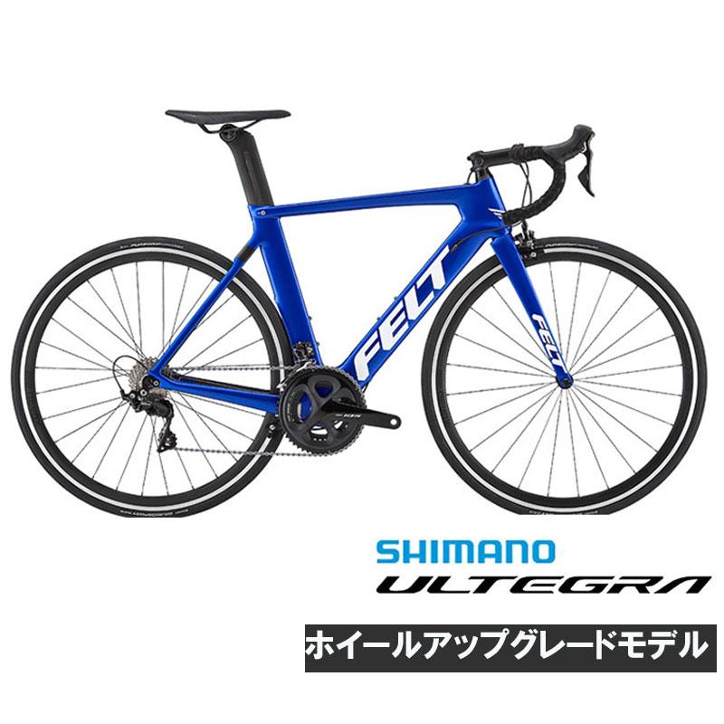 《在庫あり》【SHIMANO ULTEGRA WH-RS500 ホイールアップグレードモデル】FELT(フェルト) 2019年モデル AR5 限定カスタマイズ