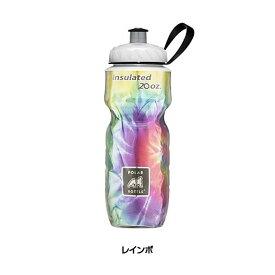 POLAR(ポラーボトル) 保冷ボトル タイダイ 20oz[保冷ボトル][ボトル・ボトルケージ]