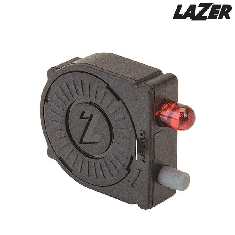 LAZER(レーザー) LEDテールライト (マッドキャプ)Z1/ブレイド用[リア][フラッシング]
