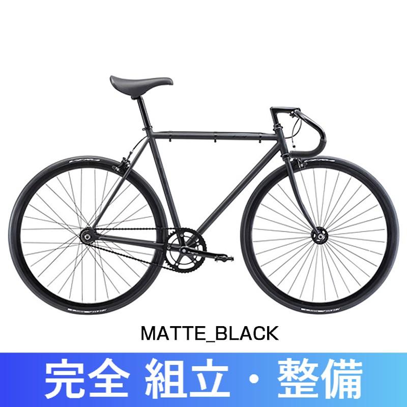 《在庫あり》FUJI(フジ) 2018年モデル FEATHER (フェザー)[シングルスピード][ピストバイク]