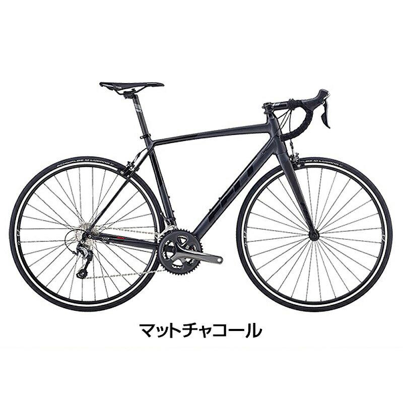 【サイクリングにおすすめ】FELT(フェルト) 2018年モデル FR40[アルミフレーム]