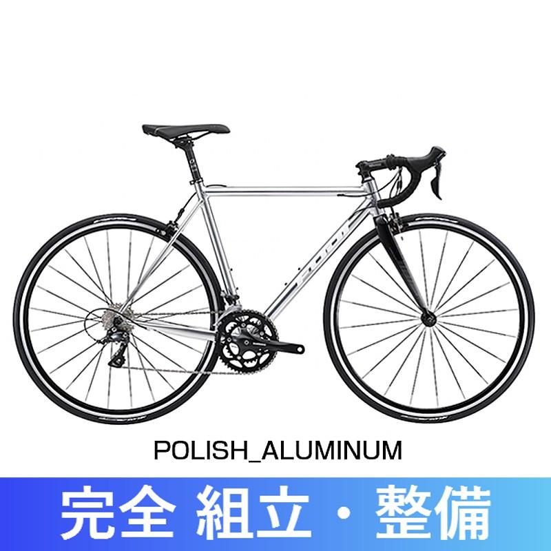 《在庫あり》FUJI(フジ) 2018年モデル NAOMI (ナオミポリッシュアルミニウム)[カーボン/アルミフレーム][ロードバイク・ロードレーサー]
