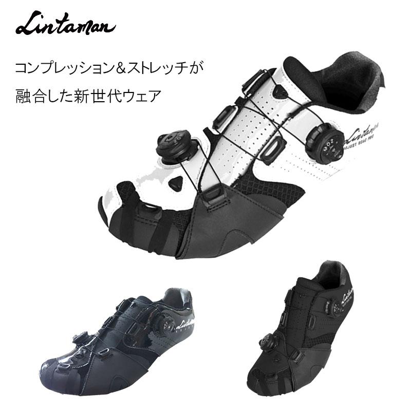 Lintaman(リンタマン) 2018年モデル ADJUST SPEED PLAY (アジャストスピードプレイ)[ロードバイク用][サイクルシューズ]