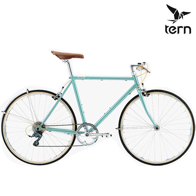 TERN(ターン) 2018年モデル RALLY (ラリー)[キャリパーブレーキ仕様][クロスバイク]