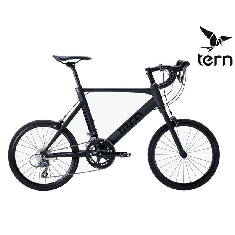 《在庫あり》TERN(ターン) 2018年モデル SURGE (サージュ サージ)[スポーティー][ミニベロ/折りたたみ自転車]