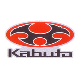 OGK Kabuto(オージーケーカブト) KABUTO RACING WAPPEN(カブトレーシングワッペン)[その他][ヘルメット]