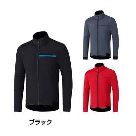 《即納》【土日祝もあす楽】SHIMANO(シマノ) ウインドブレークジャケット [サイクルジャージ] [冬] [ウェア] [メンズ]