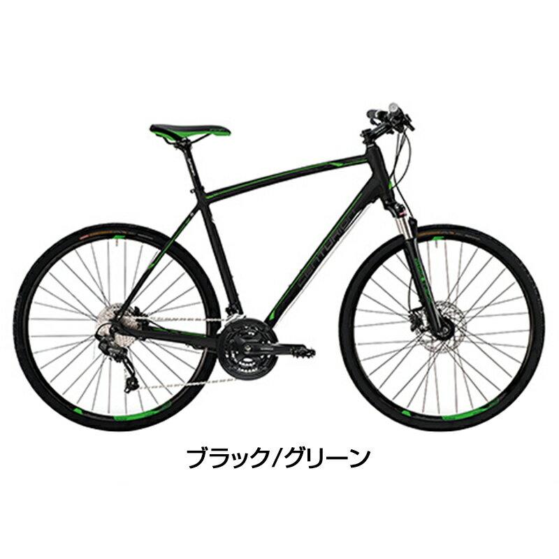 【春のサイクリングにおすすめ】CENTURION(センチュリオン) 2018年モデル CROSSLINE COMP 50 (クロスラインコンプ 50)