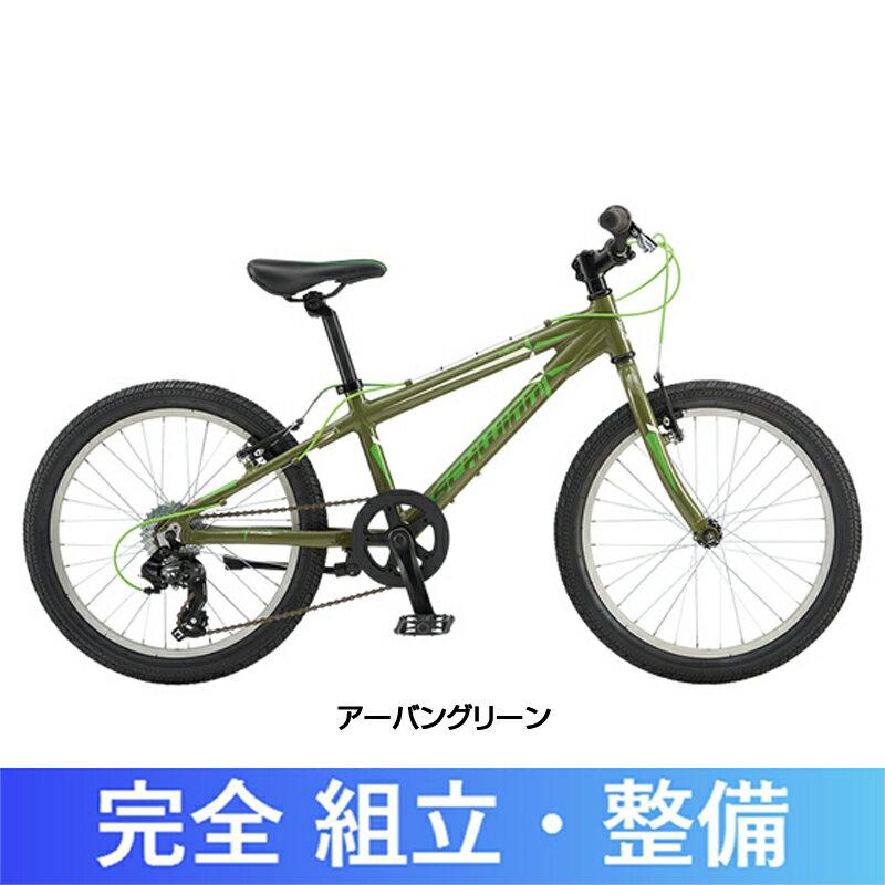 SCHWINN(シュウィン) 2018年モデル MESA 20 (メサ20)[20インチ][マウンテンバイク]