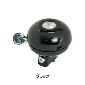 TOKYO BELL(東京ベル) 鉄ベルブラック TB-S1 [ベル] [ロードバイク] [クロスバイク]