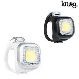 ノグ BLINDER MINI CHIPPY (ブラインダーミニチッピー) LEDライト フロント 充電式 20ルーメン knog セーフティライト フロント