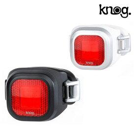 knog(ノグ) BLINDER MINI CHIPPY (ブラインダーミニチッピー) LEDライト リア 充電式 11ルーメン[リア][フラッシング]