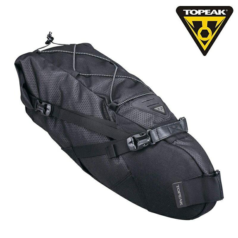 《即納》【あす楽】TOPEAK(トピーク) BACKLOADER (バックローダー) 15L 大容量サドルバッグ 15リットル