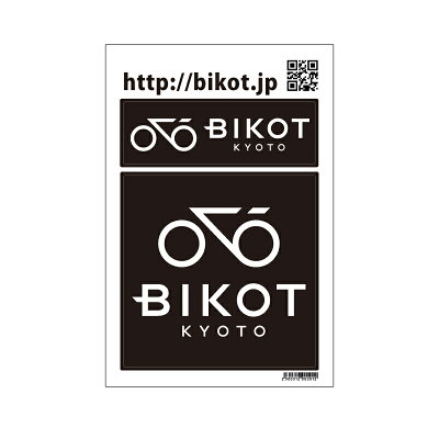 【あす楽】BIKOT(ビコット)STICKER(ステッカー)[その他][パーツ・アクセサリ]【国内独占】