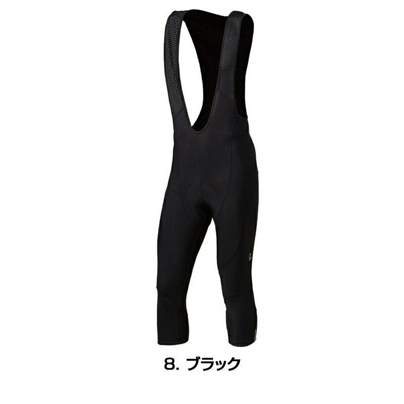《即納》PEARL IZUMI(パールイズミ) 2018春夏モデル コールドブラックビブスパッツ T225-3D[タイツ][ビブパンツ]