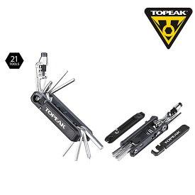 TOPEAK(トピーク) HEXUS X (ヘキサスX)[携帯用工具][メンテナンス]