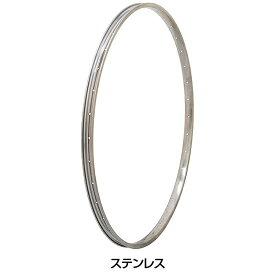 TAJIMA(タジマ) STAINLESS RIM (ステンレスリム)E/V 36H 27インチ RRST7[リム][クロス・ツーリング用]