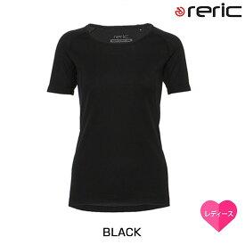 reric(レリック) 2017年モデル ウィメンズ セミフィット ショートスリーブ Tシャツ 3173101[半袖][ジャージ・トップス]
