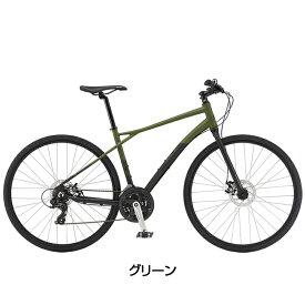 GT(ジーティー) 2019年モデル TRAFFIC COMP700C (トラフィックコンプ700C)[ディスクブレーキ仕様][クロスバイク]
