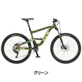 GT(ジーティー) 2019年モデル VERB ELITE (ヴァーブ エリート)[27.5インチ][フルサスXC]