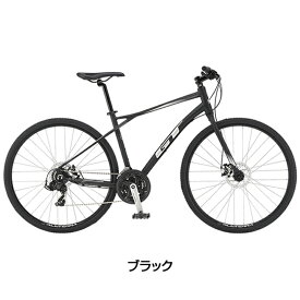 《在庫あり》GT(ジーティー) 2019年モデル TRANSEO SPORTS (トランセオスポーツ)[ディスクブレーキ仕様][クロスバイク]