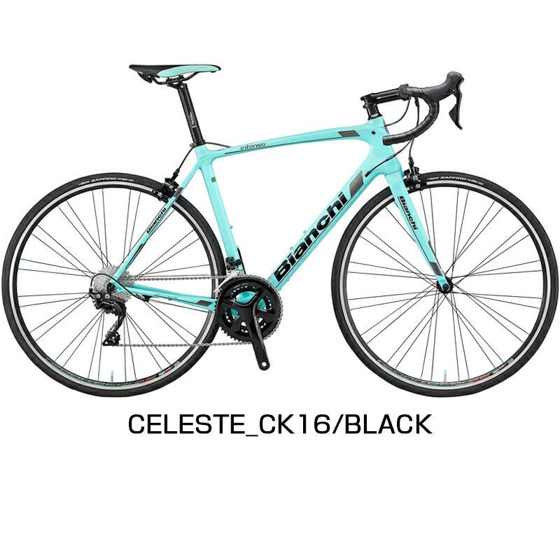 【ボトルプレゼント】Bianchi(ビアンキ) 2019年モデル INTENSO105 (インテンソ105)[カーボンフレーム][ロードバイク・ロードレーサー]