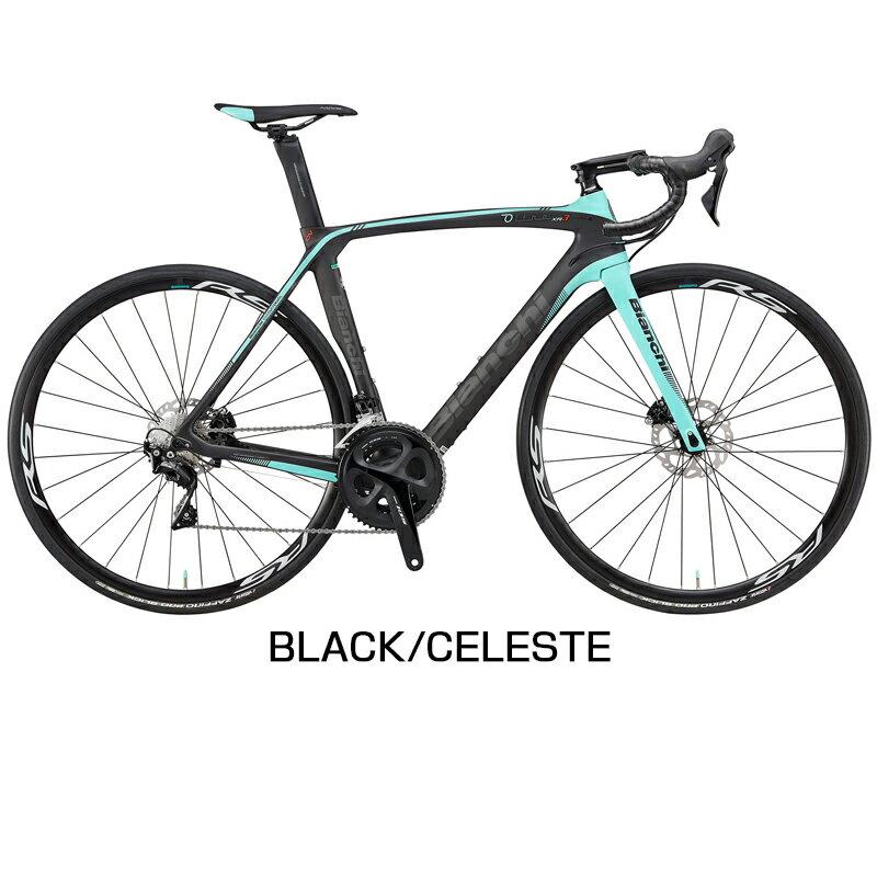 《在庫あり》【ボトルプレゼント】Bianchi(ビアンキ) 2019年モデル OLTRE XR3 DISC105 (オルトレXR3ディスク105)[カーボンフレーム][ロードバイク・ロードレーサー]