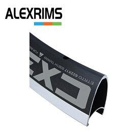 【お盆も営業中】ALEXRIMS(アレックスリム) CX35 ロード700C WOリム [ホイール] [ロードバイク] [リム] [手組み]