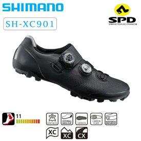 《即納》【あす楽】SHIMANO S-PHYRE(シマノエスファイア) 2019年モデル XC9 (SH-XC901)MTBビンディングシューズ SHIMANO SPD [サイクルシューズ] [サイクリング] [MTB]