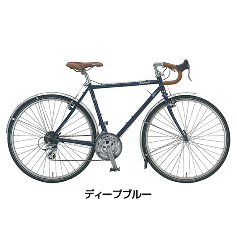 ARAYA(アラヤ) 2019年モデル FEDERAL (フェデラル) FED[ランドナー・ツーリングバイク][自転車本体・フレーム]
