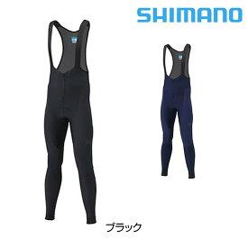 《即納》SHIMANO(シマノ)EVOLVE (エボルブ) ウインドビブタイツ [レーサーパンツ] [ビブタイツ] [ウェア] [メンズ]