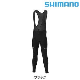 《即納》【あす楽】SHIMANO(シマノ)2019年秋冬モデル ウインタービブタイツ[タイツ][ビブパンツ]