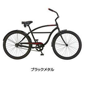 SCHWINN(シュウィン) 2019年モデル ALU 1 (アル1)[26インチ][クルーザー]