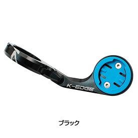 K-EDGE(K-エッジ) WAHOO ELEMENT PRO MOUNT (ワフーエレメントプロマウント) 31.8mm[GPS/ナビ/マップ][サイクルメーター・コンピューター]