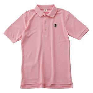 KAPELMUUR(カペルミュール) 半袖ポロシャツピンク kphs155[半袖][ジャージ・トップス]