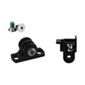 REC-MOUNTS(レックマウント) 下部アダプター+ライトアダプターセットCATEYE用 【GP-K400A+GP-CATHL2】 [ライト] [ロードバイク] [クロスバイク]