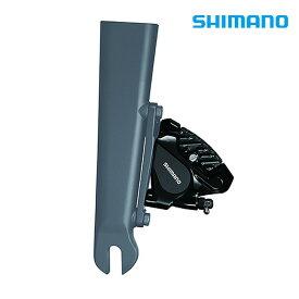 SHIMANO(シマノ) BR-RS505-F フロント用 レジンパッド(L02A) フィン付 フラットマウント ハイドローリック [シクロクロス] [パーツ] [ブレーキ] [ディスクブレーキ]