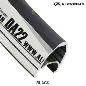 【お盆も営業中】ALEXRIMS(アレックスリム) DA22 DA-22 リム 小径車用 18 [ホイール] [BMX] [カスタム]