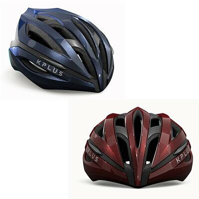 【あす楽】KPLUS(ケープラス)SUREVO(シュレーヴォ)ロードバイク用ヘルメットS006[一般][バイザー無し]