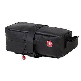 CASTELLI(カステリ) 2019年秋冬モデル UNDERSADDLE XL (アンダーサドルXL) 8900105 [バッグ] [シートバッグ] [シートパック] [シートポストバッグ]